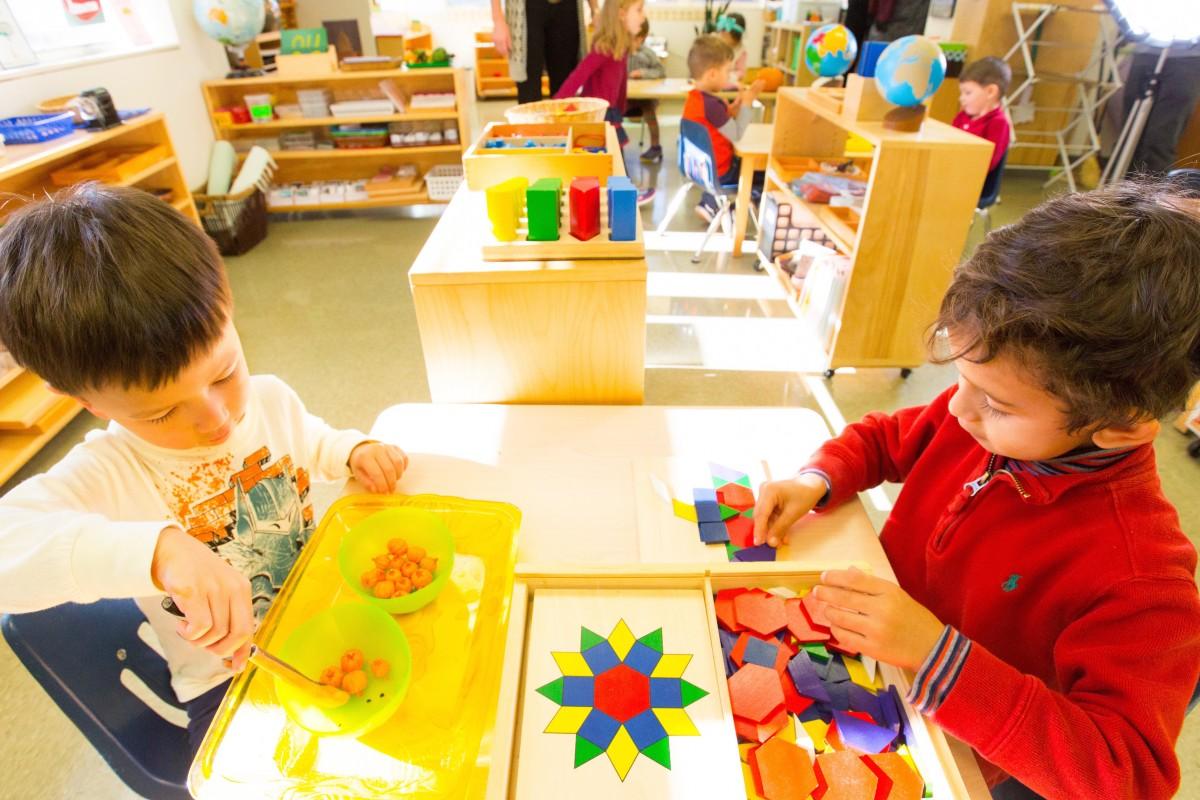 Montessori, autism, schooling, kids speak, animated language learning