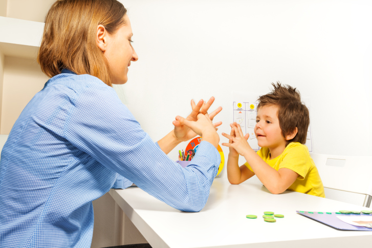 Diagnosing speech and language delays and disorders
