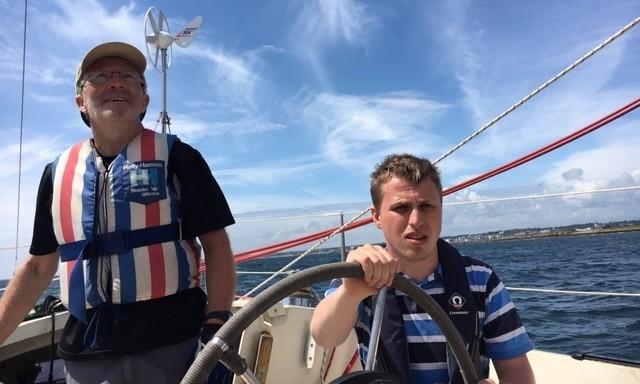 Autism sailing